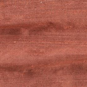 Orissa Silk - Seville - 100% silk fabric made in a light shade of dusky red