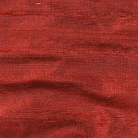 Orissa Silk - Mars - Extravagant 100% silk fabric made in a vivid red colour with a very subtle sheen
