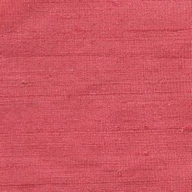Orissa Silk - Geranium Pink - Bubblegum pink coloured 100% silk fabric