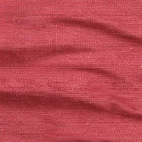 Orissa Silk - Carmen - Plain 100% silk fabric made in a bright, rich pink colour