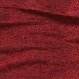 Orissa Silk - Black Red - 100% silk fabric made in a dark red colour with a very slight dark grey-purple tinge