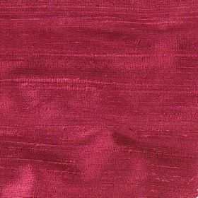 Orissa Silk - Damson - Fabric made from fuschia coloured 100% silk