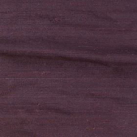 Orissa Silk - Blackcurrant - Indigo coloured fabric made entirely from silk