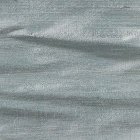 Orissa Silk - Teal - Fabric woven entirely from baby blue coloured 100% silk threads