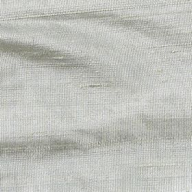 Orissa Silk - Horizon - 100% silk fabric made in an icy blue-grey colour