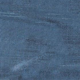Orissa Silk - Titan Blue - Bright marine blue coloured fabric made entirely from silk