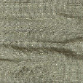 Orissa Silk - Thyme - 100% silk fabric made in a steel shade of grey