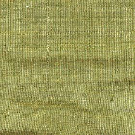 Orissa Silk - Kiwi - Fabric made from 100% silk in a pale shade of grass green