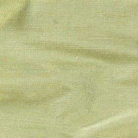 Orissa Silk - Pistachio - Very pale green coloured 100% silk fabric