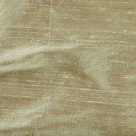 Orissa Silk - Green Tea - 100% silk fabric made in a colour that's a blend of silver and beige