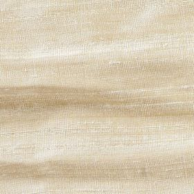Orissa Silk - Cream - Very pale cream coloured fabric made entirely from silk