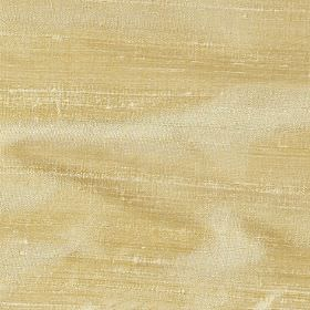 Orissa Silk - Primrose - Fabric made from light cream-gold coloured 100% silk