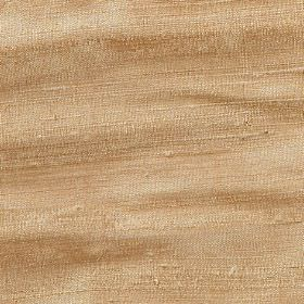Orissa Silk - Butterscotch - Pale bronze coloured 100% silk fabric featuring a few threads that are slightly thicker than the rest