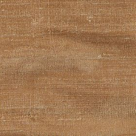 Orissa Silk - Siena - 100% silk fabric woven from threads in grey, white and coppery brown