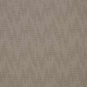 Osprey - Plume - Fabric made from cotton, nylon & polyester in light grey-beige, featuring very subtle, slightly patterned uneven zigzags