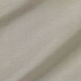 Pelham Silk - Gosling - Fabric containing very pale grey coloured linen and silk