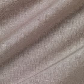 Pelham Silk - Star Anise - Stylish linen and silk blend fabric made in a light blend of lavender, silver and white