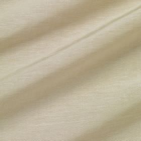 Pelham Silk - Stonehaven - Very pale grey coloured fabric made from a blend of linen and silk