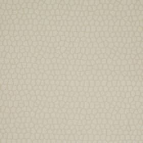 Cobble - Limewash - Fabric made from viscose, linen, nylon and silk in two pale shades of grey with a very subtle snakeskin style pattern
