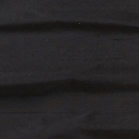 Regal Silk Vol 2 - Black - 100% silk fabric made in a dark slate grey colour