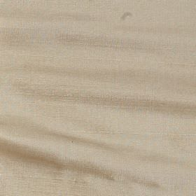 Regal Silk Vol 3 - Oyster - Fabric made entirely from silk in a very pale cream-beige colour