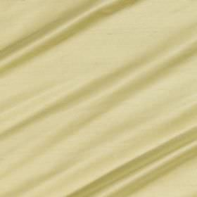 Regal Silk Vol 3 - Honeydew - Very pale yellow coloured 100% silk fabric