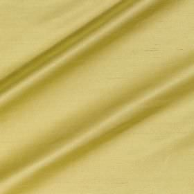 Regal Silk Vol 3 - Mirabelle - 100% silk fabric made in a golden yellow colour