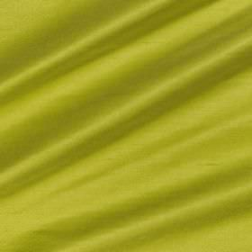 Regal Silk Vol 3 - Zesty Lime - Bright lime green coloured fabric made from 100% silk