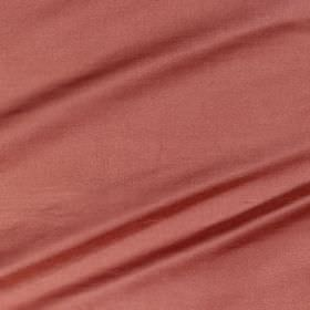 Regal Silk Vol 3 - Spindleberry - Light reddish pink coloured 100% silk fabric made with a slight sheen but no pattern
