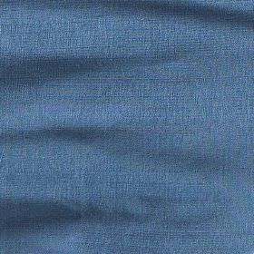 Regal Silk Vol 3 - Dark Denim - Fabric made from rich cobalt blue coloured 100% silk