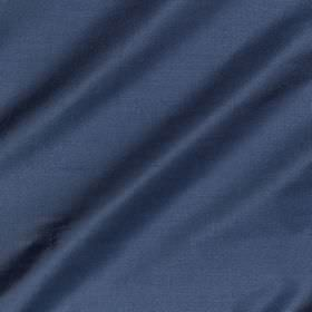 Regal Silk Vol 3 - Caspian - Royal blue coloured 100% silk fabric with no pattern