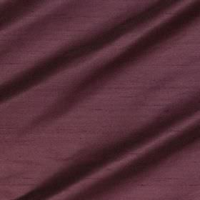 Regal Silk Vol 3 - Shiraz - Dusky purple coloured fabric made entirely from silk