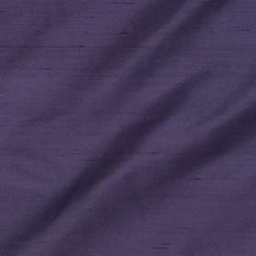 Regal Silk Vol 3 - Monarch - Vivid violet coloured fabric made from 100% silk