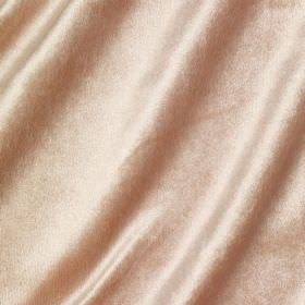 Richmond Velvet - Ballerina - Very pale pink coloured viscose, polyester, cotton, linen and silk blend fabric
