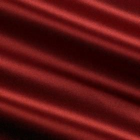 Savoy Silk - Chili - Ruby red coloured fabric made from a luxurious blend of cotton and silk
