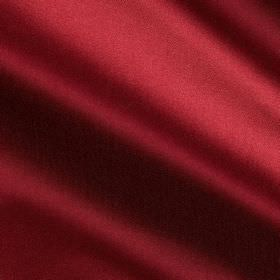 Savoy Silk - Tulip - Claret coloured cotton and silk blend fabric featuring a subtle sheen