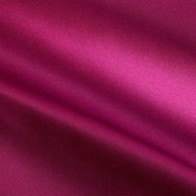 Savoy Silk - Cyclamen - Cotton and silk blended together into a dark fuschia pink coloured fabric