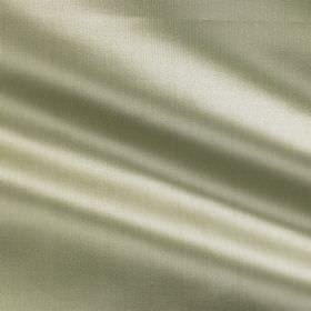 Savoy Silk - Weeping Willow - White cotton and silk blend fabric featuring a very slight hint of light grey