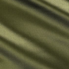 Savoy Silk - Avocado - Cotton and silk blended together into a dusky green-grey coloured fabric