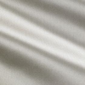 Savoy Silk - Wishbone - Fabric made from bright white coloured cotton and silk