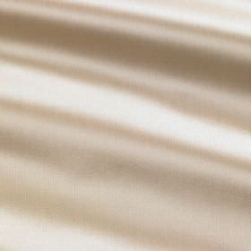 Savoy Silk - Sugared Almond - Oyster coloured fabric with a 67% cotton and 33% silk content