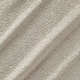 Shagreen Silk - Crystal - Tiny grey dimples covering a white fabric made from a blend of four different materials