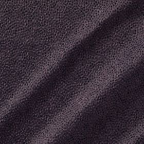 Shagreen Silk - Black Grape - Fabric made in a very dark blue colour from a blend of different materials, covered with slightly textured dot