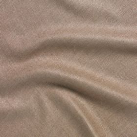 Simla Silk - Dried Rose - Warm beige coloured 100% silk fabric featuring a subtle sheen