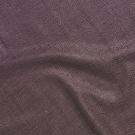 Simla Silk - Thistle - Fabric made from dusky purple coloured 100% silk