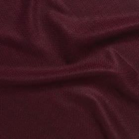 Simla Silk - Wild Plum - Maroon coloured 100% silk fabric