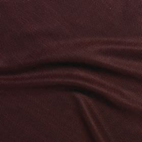 Simla Silk - Black Cherry - 100% silk fabric made in a colour that's a combination of dark red and brown