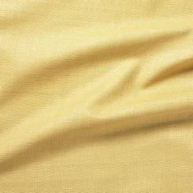 Simla Silk - Butternut - 100% silk fabric made in a plain golden shade of cream