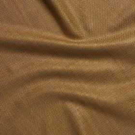 Simla Silk - Beeswax - Cork coloured fabric made entirely from silk