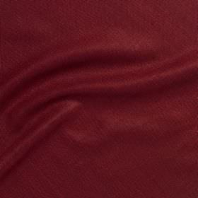 Simla Silk - Valencia - Burgundy fabric made from 100% silk featuring no pattern